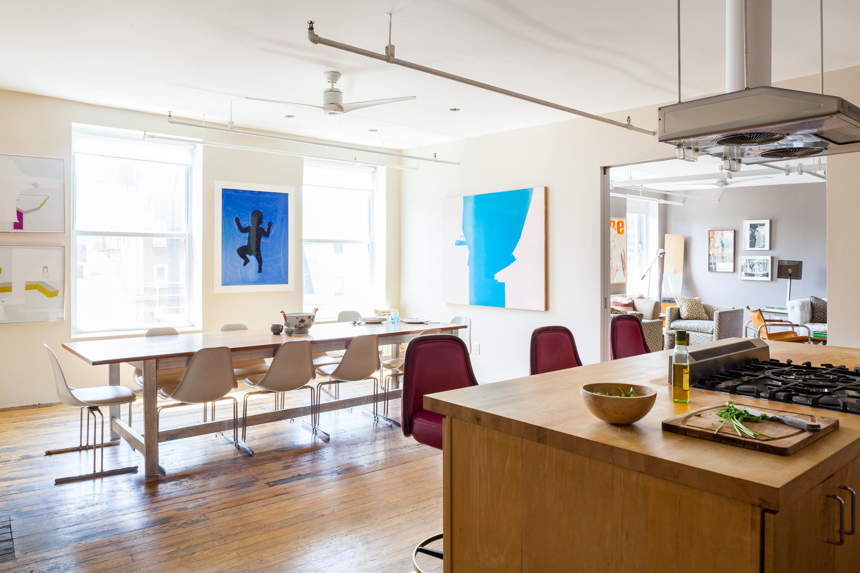 Hitta inspiration mysig matdel i ljus tvåa i lägenhet stockholm ...